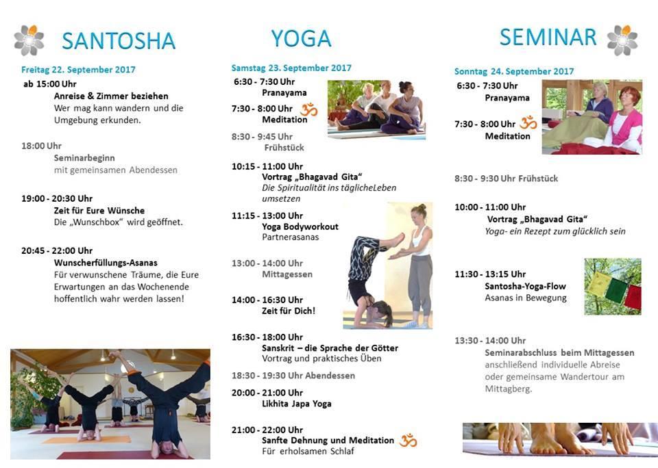 santosha yoga seminar 1