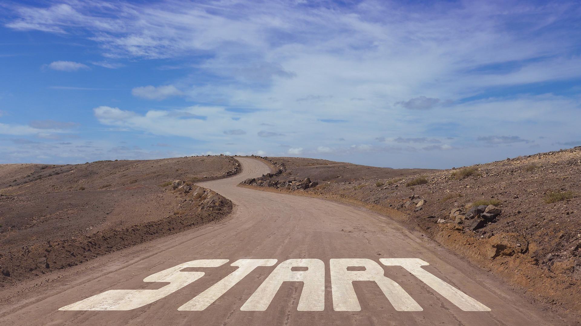 start - kurs